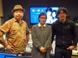 テレビ朝日系ドラマ『奪い愛、冬』最終回はこの3人が副音声で語り尽くせない裏話の一部を語る (C)ORICON NewS inc.