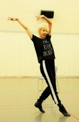 コンサート『REON JACK2』稽古を公開した柚希礼音