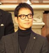 テレビ朝日系『アガサ・クリスティ「そして誰もいなくなった」』制作発表会見に出席した沢村一樹 (C)ORICON NewS inc.