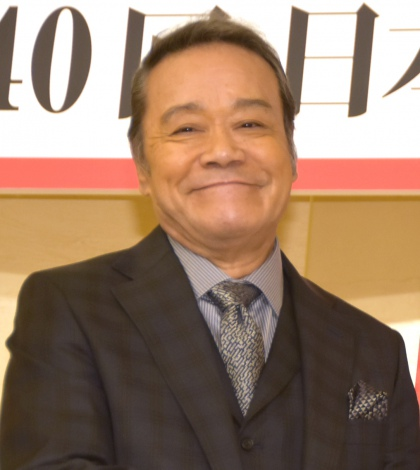 『第40回日本アカデミー賞』授賞式の司会を務める西田敏行 (C)ORICON NewS inc.