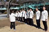 A.B.C-Zがガチで入門した管理者養成学校の訓練風景(C)テレビ東京