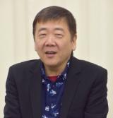 『舞台版ドラえもん のび太とアニマル惑星』のけいこに出席した鴻上尚史 (C)ORICON NewS inc.