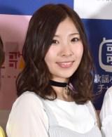 『演歌女子。』のひなまつり取材会に出席した岩佐美咲 (C)ORICON NewS inc.