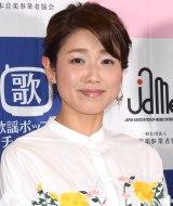 『演歌女子。』のひなまつり取材会に出席した川野夏美 (C)ORICON NewS inc.
