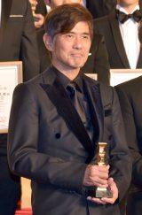 『第40回日本アカデミー賞』の授賞式に出席した佐藤浩市 (C)ORICON NewS inc.