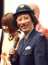 映画『商店街戦争〜SUCHICO〜』の初日舞台あいさつに出席したすっちー (C)ORICON NewS inc.