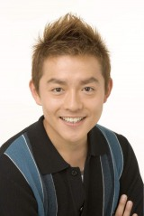 4月スタートの『にちようチャップリン』レギュラーメンバーの井戸田潤(スピードワゴン)