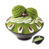 『抹茶ソルビン』(1100円)
