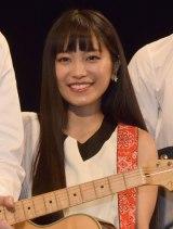 映画『君と100回目の恋』公開直前舞台あいさつに登壇したmiwa (C)ORICON NewS inc.