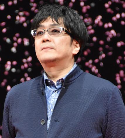 映画『3月のライオン 前編』の完成披露試写会に出席した大友啓史監督 (C)ORICON NewS inc.