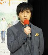 NHKの特集ドラマ『絆 走れ奇跡の子馬』の試写会に出席した勝地涼 (C)ORICON NewS inc.