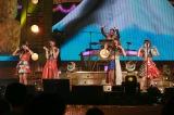 ピコ太郎の武道館ライブ『PPAPPT』に出演したSILENT SIREN