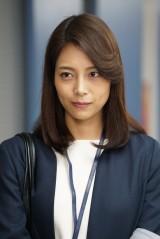 刑事役は初挑戦となった相武紗季(C)テレビ朝日