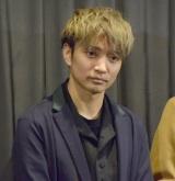 映画『はらはらなのか』舞台あいさつに出席した粟島瑞丸 (C)ORICON NewS inc.