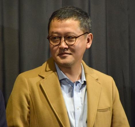 映画『はらはらなのか』舞台あいさつに出席した川瀬陽太 (C)ORICON NewS inc.