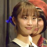 映画『はらはらなのか』舞台あいさつに出席した松井玲奈 (C)ORICON NewS inc.