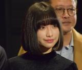 映画『はらはらなのか』舞台あいさつに出席した吉田凜音 (C)ORICON NewS inc.