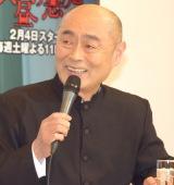 連続ドラマ『真昼の悪魔』の制作発表会見に出席した伊武雅刀 (C)ORICON NewS inc.