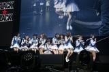 「大縄跳び」対決 HKT48の1回目=『つぶやきFES 博欅場所〜GUM ROCK FES2〜』