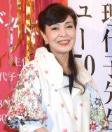作家生活50周年を迎えた『ベルばら』作者・池田理代子氏 (C)ORICON NewS inc.