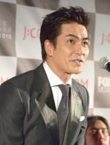 『FOXムービー 短編映画祭2016』授賞式に参加した北村一輝 (C)ORICON NewS inc.