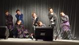 ダンスチーム・EL-SQUADと初コラボしたLead=27thシングル「トーキョーフィーバー」の発売記念フリーライブの模様 (C)ORICON NewS inc.