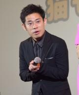 映画『ねこあつめの家』の完成披露舞台あいさつに出席した伊藤淳史 (C)ORICON NewS inc.