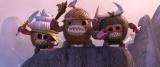 ディズニー・アニメーション『モアナと伝説の海』(3月10日公開)に登場する冷酷なココナッツの海賊カカモラがヒロイン・モアナに襲いかかる(C)2017 Disney. All Rights Reserved.