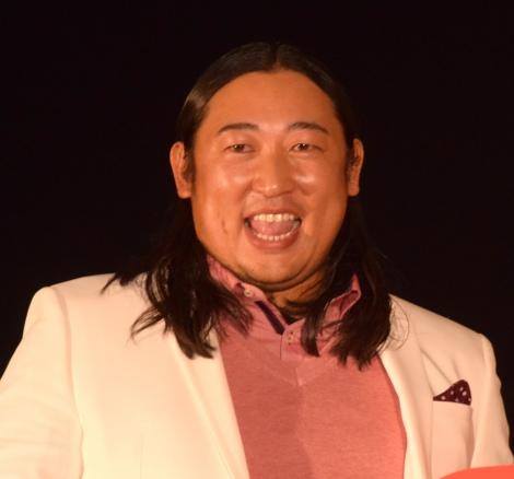映画『夜は短し歩けよ乙女』の完成披露上映会に出席した秋山竜次 (C)ORICON NewS inc.