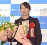 『第10回 WOWOWシナリオ大賞』で優秀賞を受賞した高島麻利央氏 (C)ORICON NewS inc.