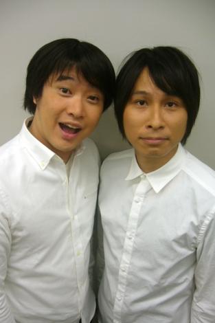 トップリード(左から)和賀勇介、新妻悠太