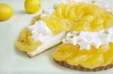 『愛媛県産柑橘「ほれっ娘」とジンジャーハニームースのケーキ』