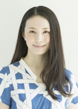 NHK・BSプレミアム『ソースさんの恋』(6月1日スタート)に主演するミムラ