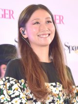 『GINGER 8th Year BIRTHDAY PARTY』にゲスト参加した大塚愛 (C)ORICON NewS inc.