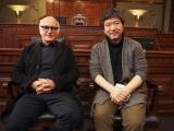福山雅治主演『三度目の殺人』の音楽担当ルドヴィコ・エイナウディと是枝裕和監督