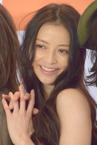 『GINGER 8th Year BIRTHDAY PARTY』に出席した香里奈 (C)ORICON NewS inc.