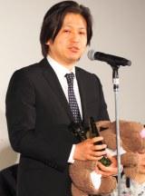 『東京アニメアワードフェスティバル2017』の授賞式に出席したエイベックスの田中宏幸プロデューサー (C)ORICON NewS inc.