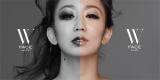 倖田來未が2作同時発売したアルバム『W FACE 〜outside〜』(左)と『W FACE 〜inside〜』
