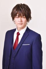 舞台『桜龍』に楠達也役で出演する横山真史(C)2017 Mina. All rights reserved.