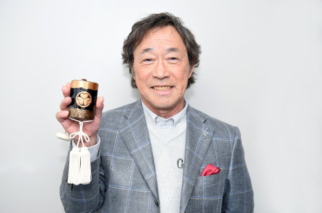 BS-TBSにて10月から放送開始する『水戸黄門』に主演する武田鉄矢 (C)BS-TBS