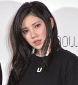 ECファッションブランド『UNEEDNOW』の記者発表会に出席したSKE48・北川綾巴 (C)ORICON NewS inc.