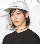 ECファッションブランド『UNEEDNOW』の記者発表会に出席したHKT48・宮脇咲良 (C)ORICON NewS inc.