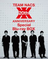 TEAM NACS 『TEAM NACS 20th ANNIVERSARY Special Blu-ray BOX【初回生産限定】』