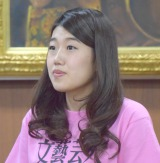 文芸誌『文藝芸人』の発売記念記者会見に出席した横澤夏子 (C)ORICON NewS inc.