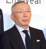 『ユニクロ有明プロジェクト』記者説明会に出席した柳井正氏 (C)ORICON NewS inc.