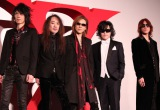 X JAPAN (C)ORICON NewS inc.