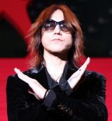 ドキュメンタリー映画『WE ARE X』の完成披露ジャパンプレミア紅カーペットイベントに出席したSUGIZO (C)ORICON NewS inc.