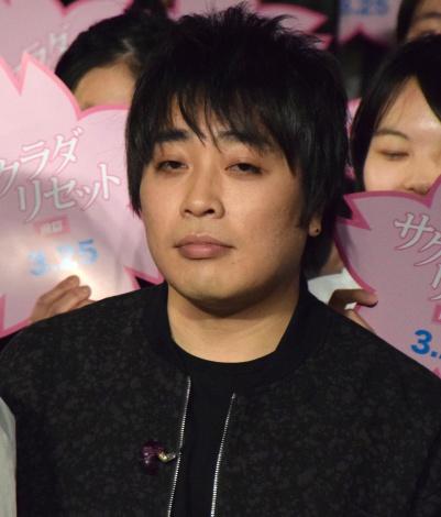 映画『サクラダリセット』の公開直前イベントに参加したflumpool・阪井一生 (C)ORICON NewS inc.