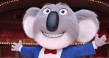 コアラの「バスター・ムーン」を演じるのはマシュー・マコノヒー(C)Universal Studios.