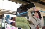 NHK初主演ドラマで体当たり演技に挑戦しているイモトアヤコ(C)NHK
